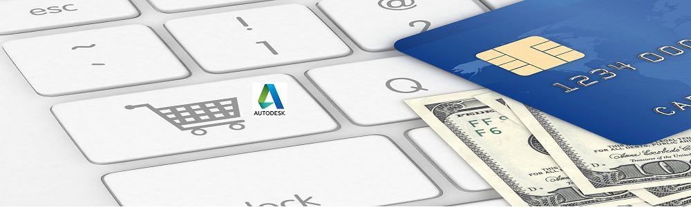 Produits Autodesk en ligne AutoCAD Inventor REVIT